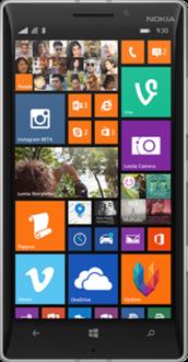 Help voor Lumia 930