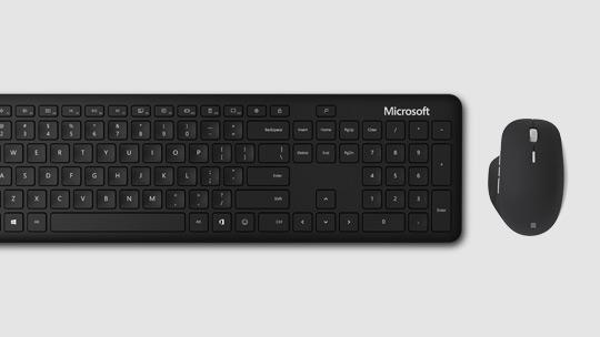 Microsoft Bluetooth Keyboard Clavier PC Microsoft sur