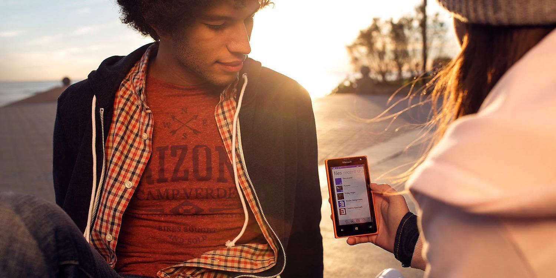 Lumia-435-OneDrive