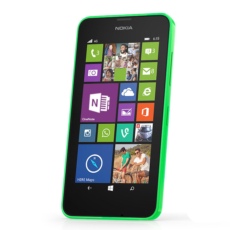 Thay màn hình, thay mặt kính Nokia Lumia 635