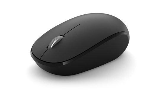 Microsoft Bluetooth® Mouse in Matte Black