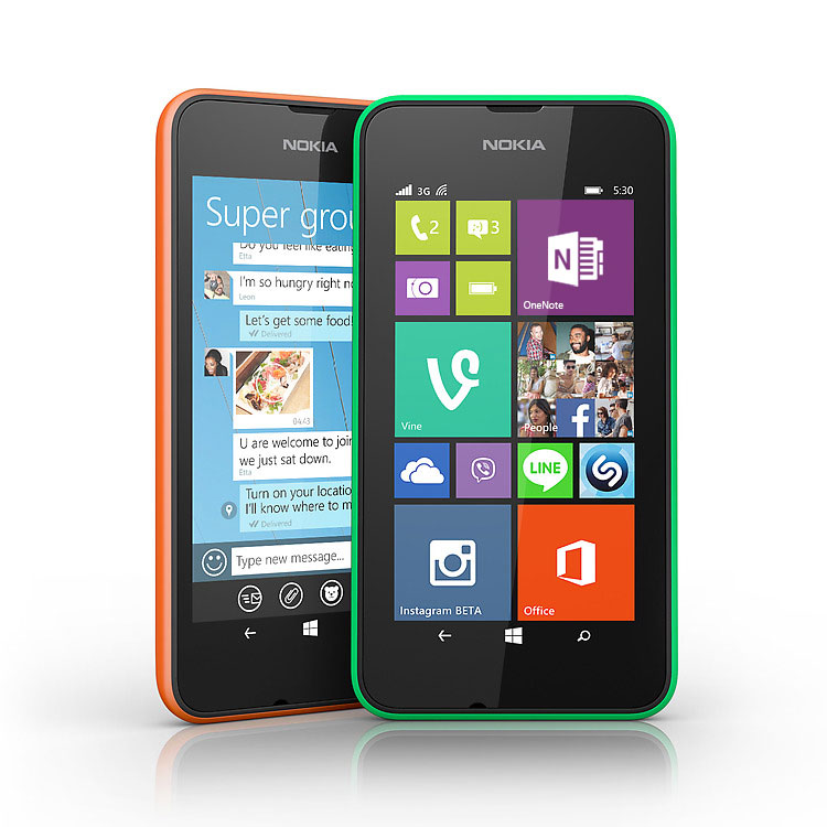 Nokia Lumia 530 launching at Cricket and T-Mobile later this month ...