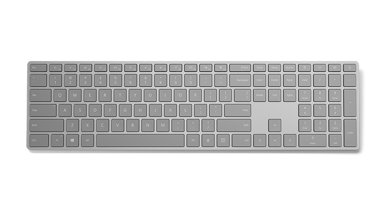 fd232909e14 Microsoft Modern Keyboard with Fingerprint ID | Microsoft Accessories