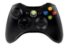 Controlador inalámbrico de Xbox 360 para Windows
