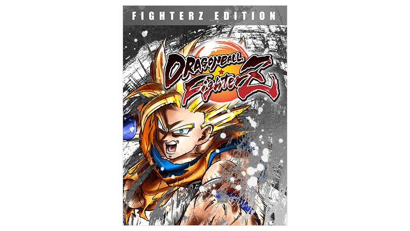 Dragon Ball FighterZ FighterZ edition boxshot