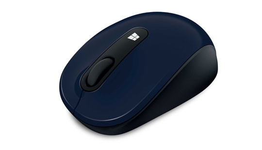 Microsoft Sculpt Mobile Mouse in Blue