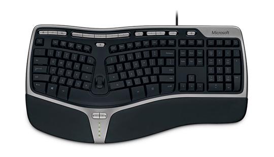 Natural Ergonomic Keyboard 4000 (ナチュラル エルゴノミック キーボード 4000)
