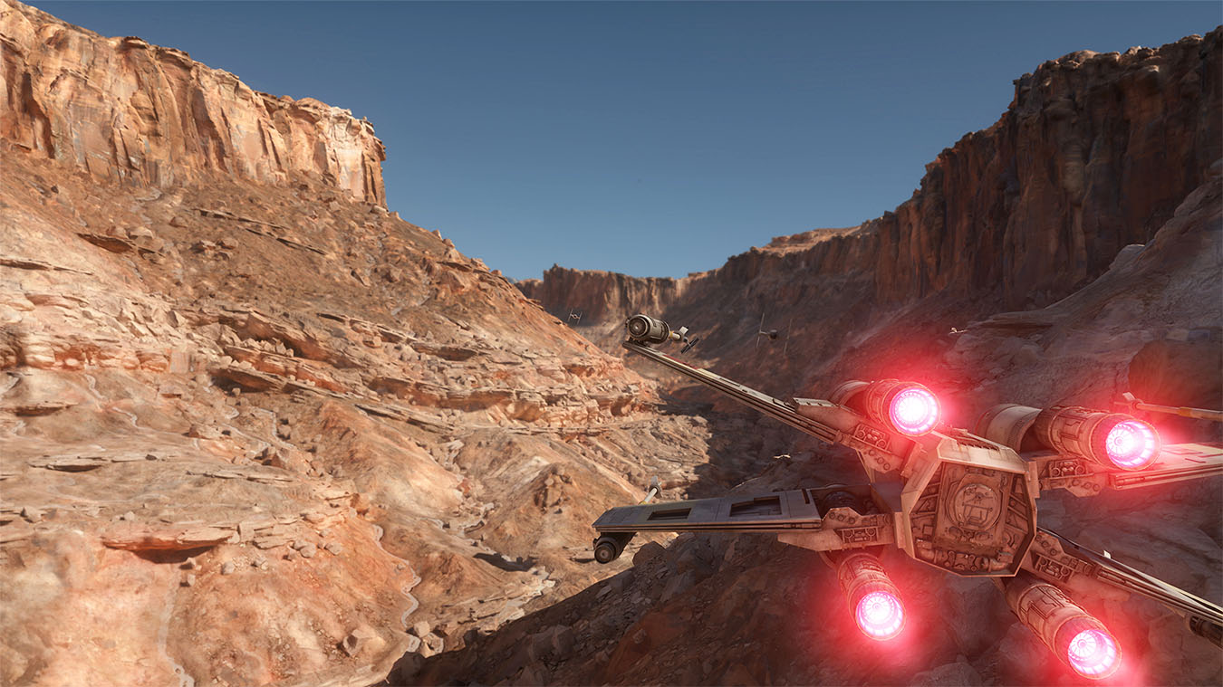X-Wing Canyon