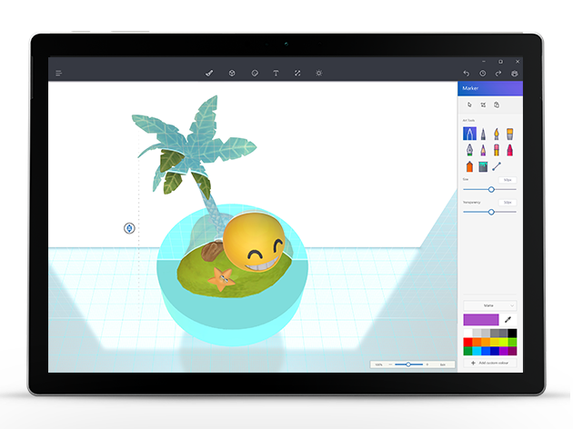 Bring your ideas to life in 3D