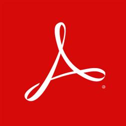 Adobe Reader App icon