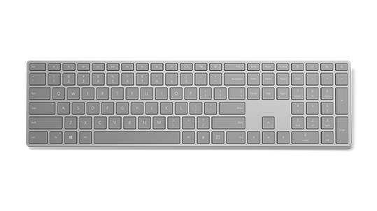 Windows Hello Keyboards