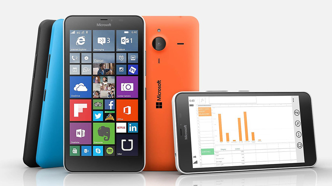 Microsoft Lumia 640 XL - Full phone specifications