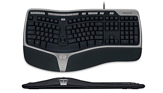 what is an ergonomic keyboard