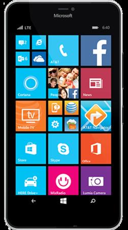 Nokia MSUS-LUMIA640XL-LTE-WHITE-FRONT