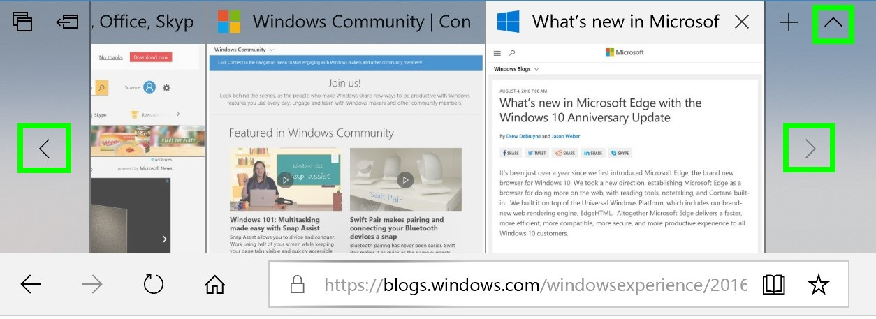 Five Microsoft Edge features to boost productivity while