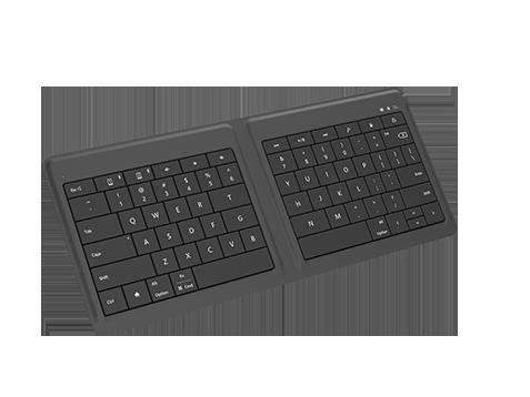 9bca0111519 Universal Foldable Keyboard rotator Universal Foldable Keyboard rotator Universal  Foldable Keyboard rotator ...