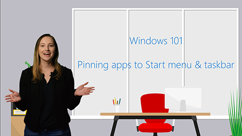 Windows 101: How to pin apps to the start menu and taskbar