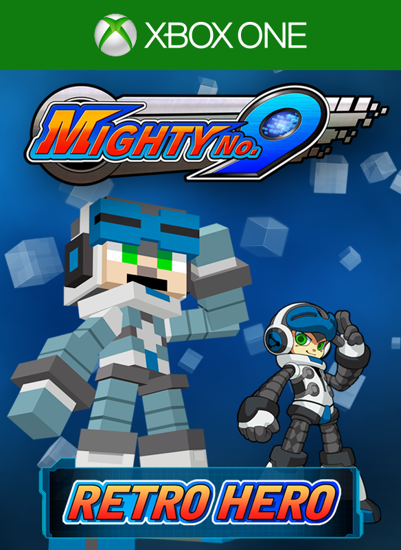 Mighty No. 9 ⎼ Retro Hero