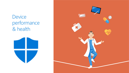 Device performance & health: Checkup for your PC's wellness