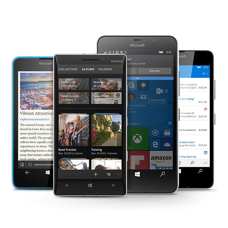 Aktualizacja oprogramowania Lumia Denim saiba como atualizar seu windows phone para o windows 10 mobile