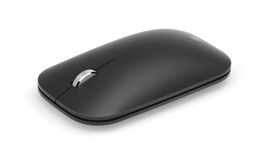 Microsoft Modern Mobile Mouse in black