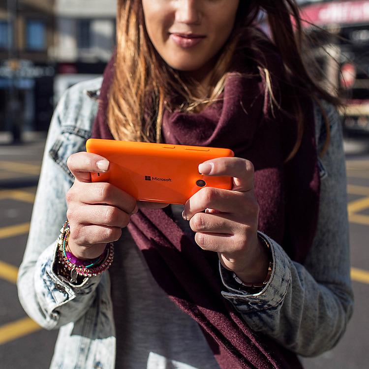 Lumia-535-design