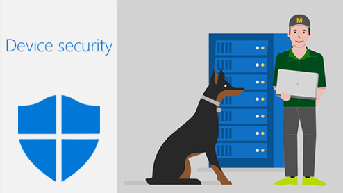 Device security: Protection for your most central systems
