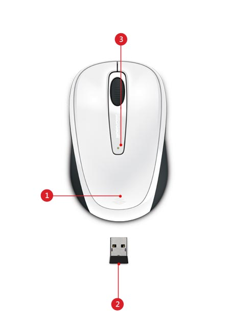 Wireless Mobile Mouse 3500 Limited Edition description