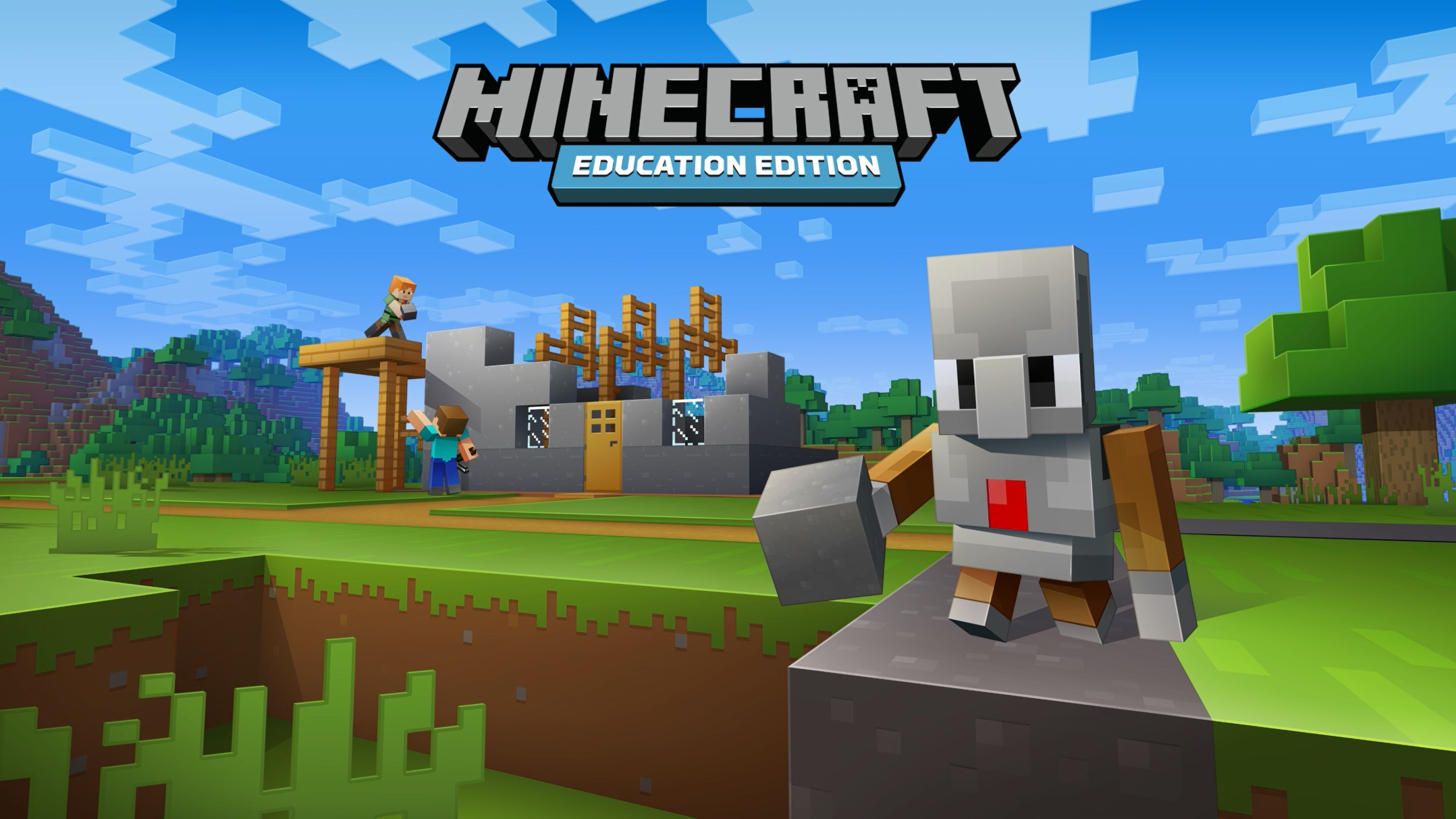 Minecraft Education Edition scene