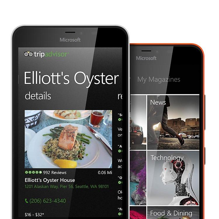 Lumia 640 XL LTE Dual SIM