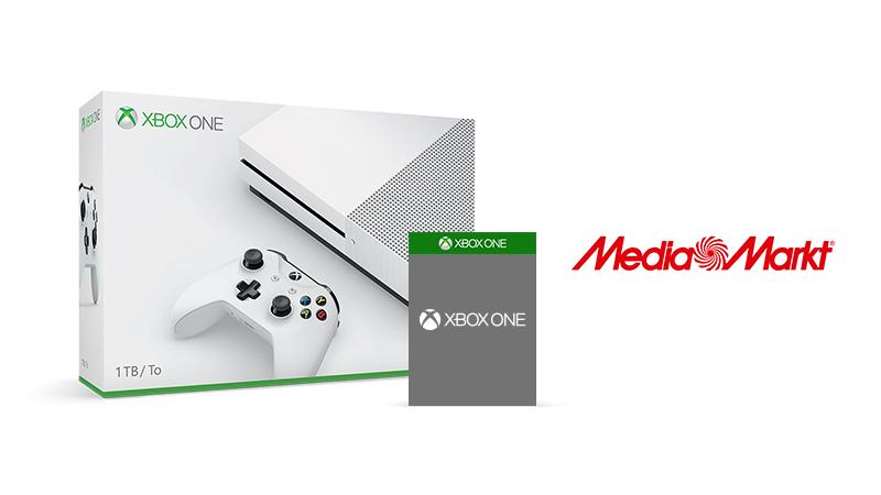 Nu tijdelijk een game cadeau bij aankoop van de Xbox One S 1TB console voor €299!
