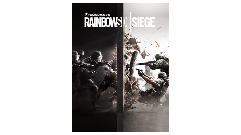Rainbow Six Siege Standard Edition – Verpackung