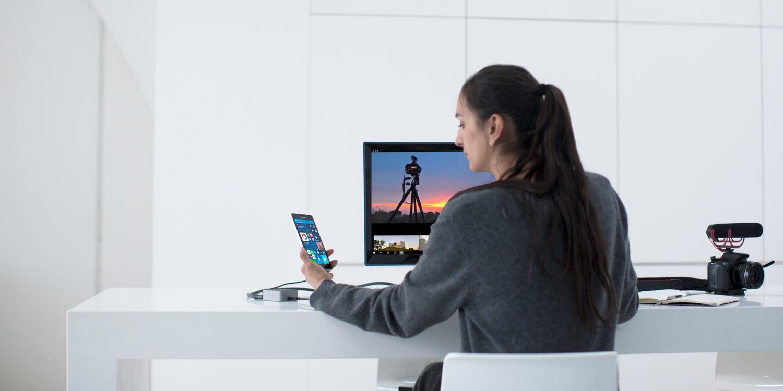 Microsoft Lumia Home page