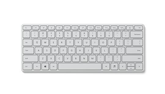 Microsoft Designer Compact Keyboard(빙하)