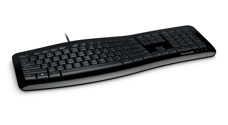 Clavier Comfort Curve Keyboard 3000
