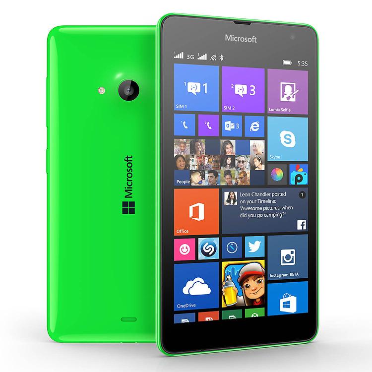 Thay màn hình, thay mặt kính Nokia Lumia 535