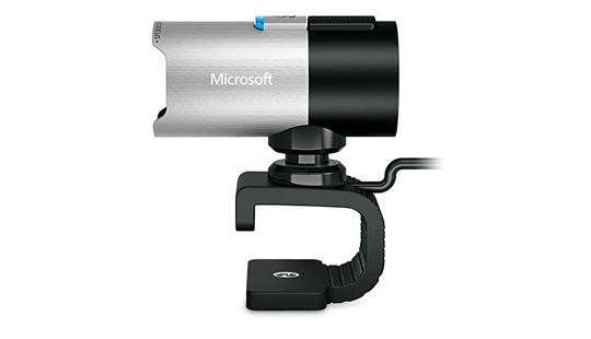 Webcam de Microsoft LifeCam Studio
