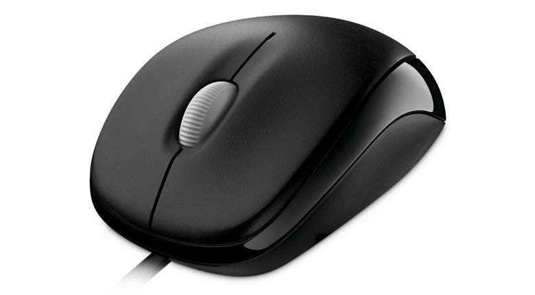 Compact Optical Mouse 500 pentru business