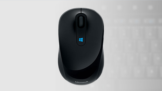 New Driver: Microsoft Hardware Wireless Mouse
