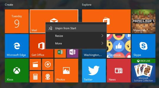How to personalize your Windows 10