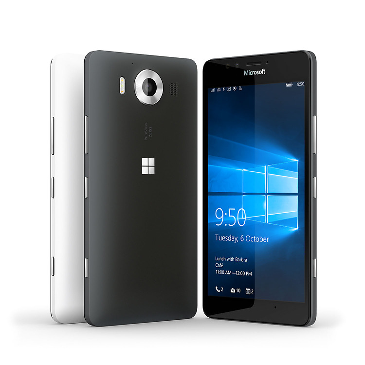 Lumia 950 Snapdragon 808 MSM8992 1.8GHz 6コア