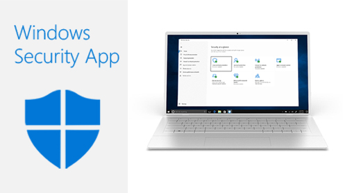 Windows Security: The dashboard for device protections