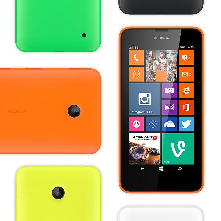 Microsoft Lumia 630 - фото 4