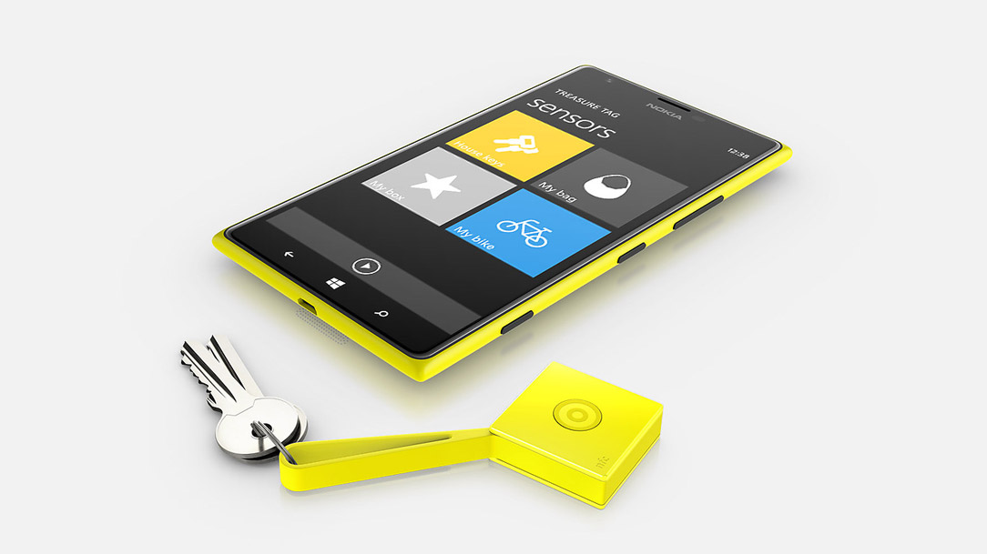 Treasure Tag - Microsoft - USA