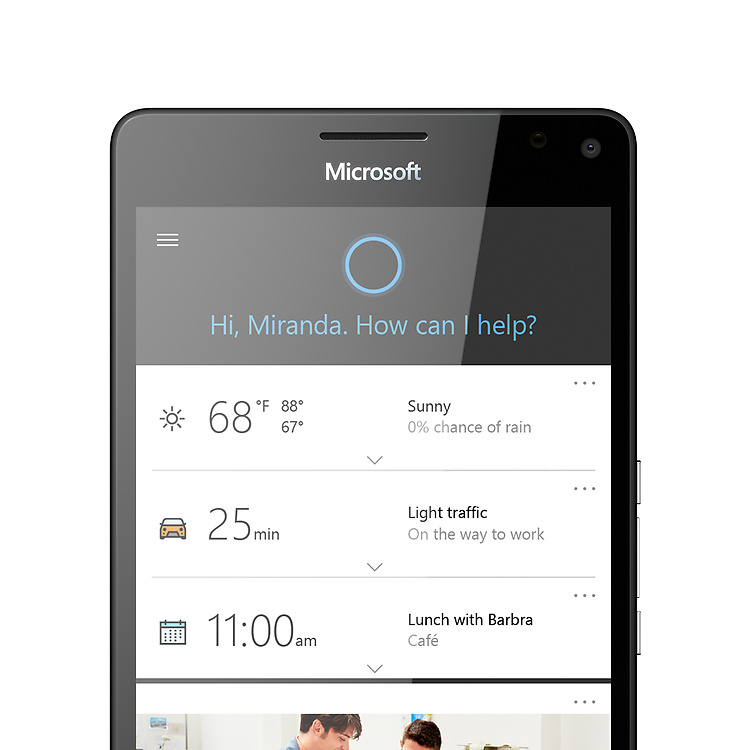 Lumia for Business