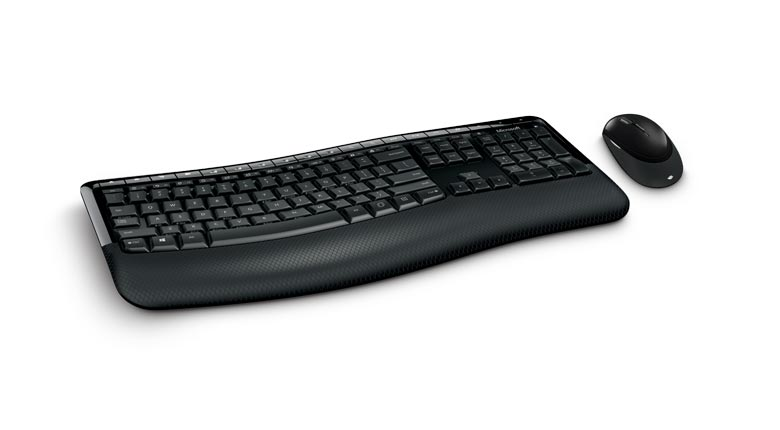 Microsoft Sculpt Comfort Desktop Keyboard and Mouse