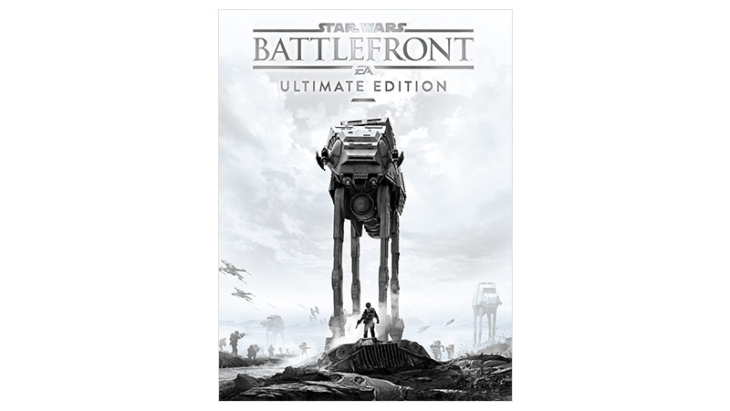 Image de la boîte de Star Wars Battlefront Ultimate Edition